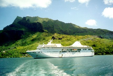 Paul Gauguin Cruise Review Photos Of This Tahiti Cruise On The - Cruise to tahiti